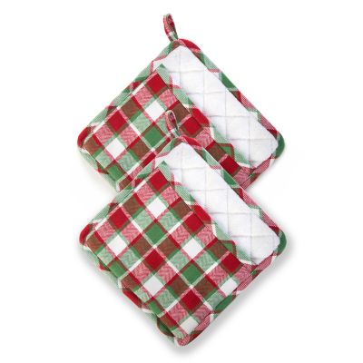 Bedford Falls Pot Holders - Set of 2