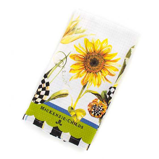 Sunflower Dish Towel