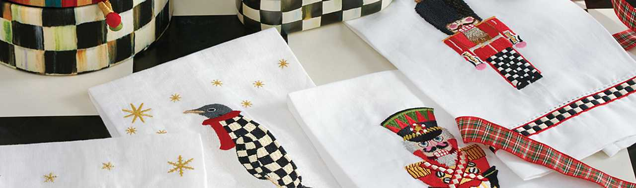 Palace Guards Guest Towels - Set of 2 Banner Image