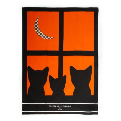 Moonlight Dish Towel