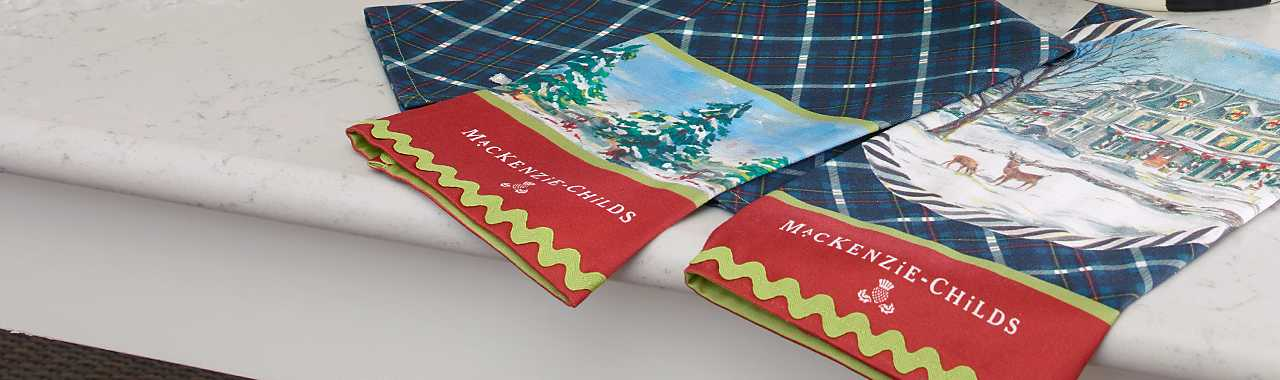 Highbanks Dish Towels - Set of 2 Banner Image
