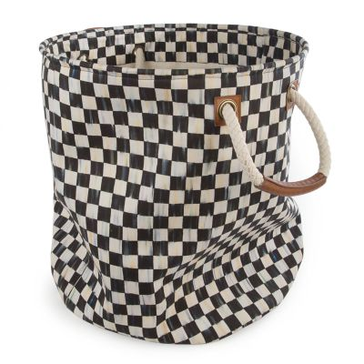 Courtly Check Storage Tote - Large