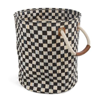 Courtly Check Storage Tote - Medium