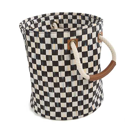 Courtly Check Storage Tote - Small image one