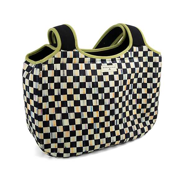 Courtly Check Carryall