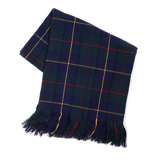 Highbanks Tartan Throw image two