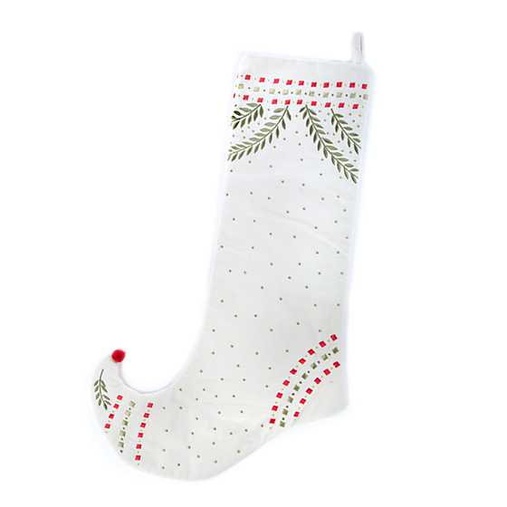 Patience Brewster Moonbeam Santa Stocking image three