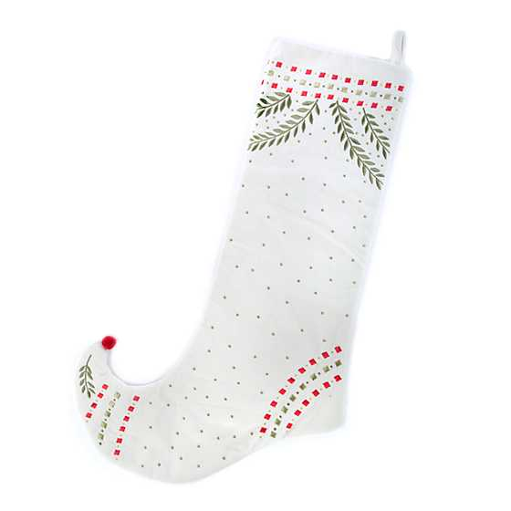 Patience Brewster Moonbeam Mrs. Santa Stocking image three