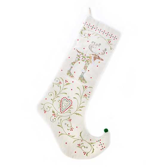 Patience Brewster Dash Away Vixen Reindeer Stocking image two