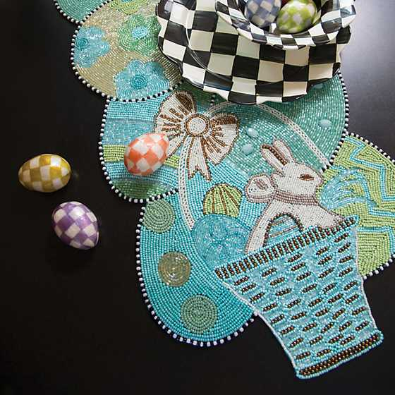 Easter Basket Table Runner
