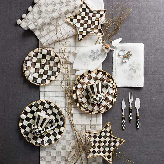 Silver Lining Table Runner image four
