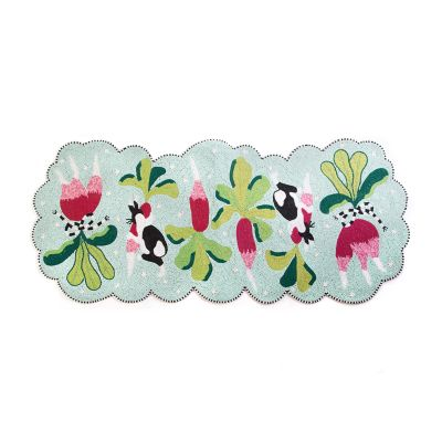 Runaway Rabbit Table Runner