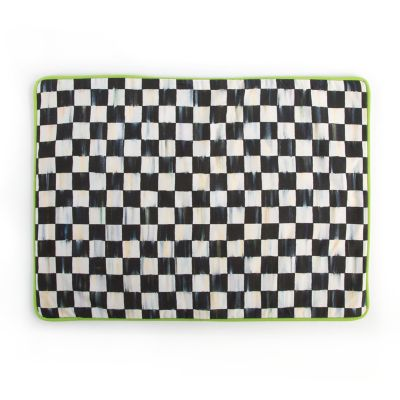 Courtly Check & Stripe Placemat