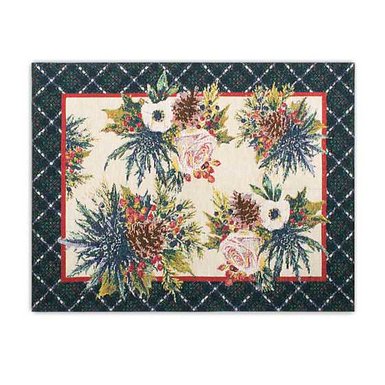 Highbanks Tapestry Placemats - Set of 4 image two