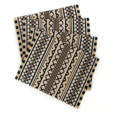 Courtyard Placemats - Set of 4