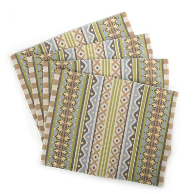 Cottage Placemats - Set of 4