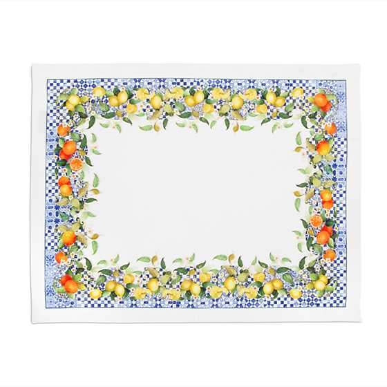 Sun Kissed Placemats - Set of 4 image two