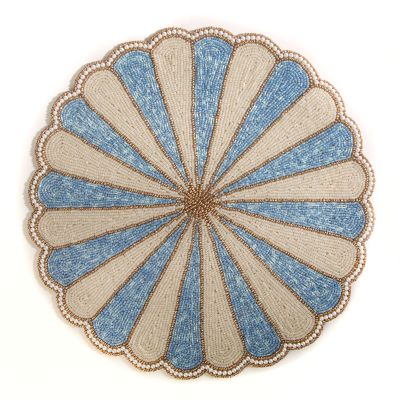 Circus Top Placemat - Blue