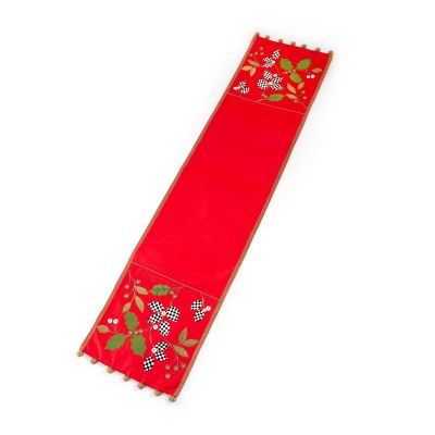 Trailing Holly Table Runner