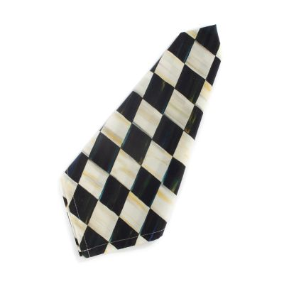Courtly Harlequin Napkin