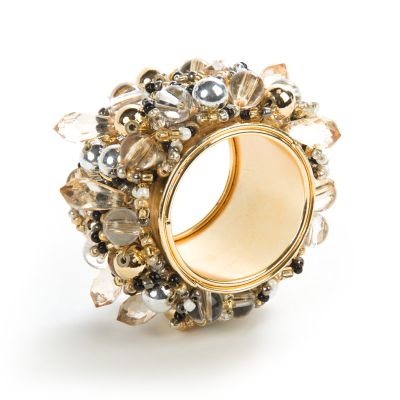 Precious Metals Napkin Ring