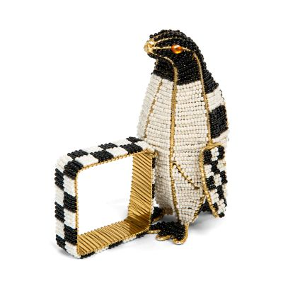 Penguin Napkin Ring