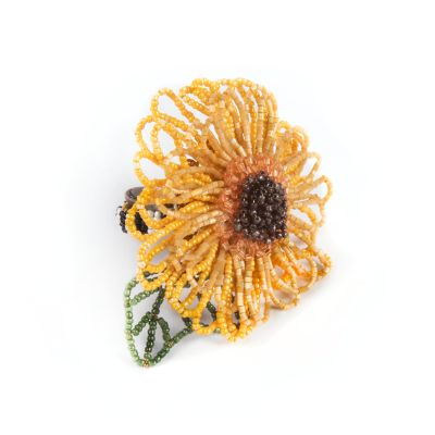 Sunflower Napkin Ring