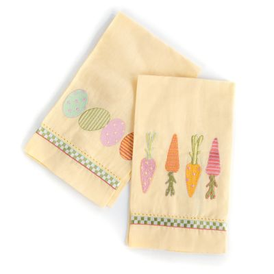 Springtime Guest Towels - Set of 2