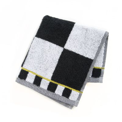 Courtly Check Washcloth