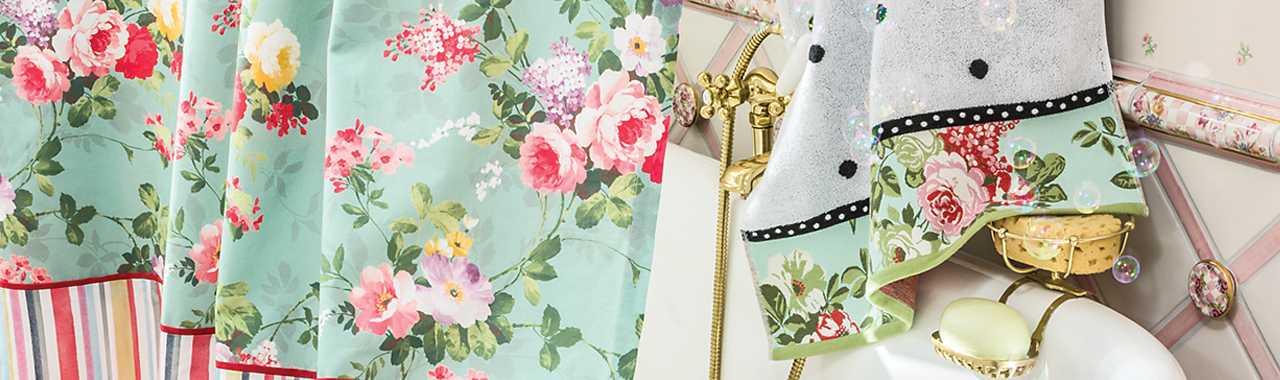 MacKenzie-Childs | Chelsea Garden Bath Towel