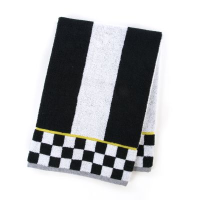 Courtly Stripe Hand Towel