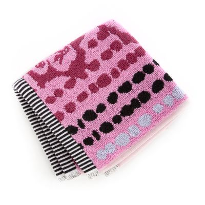 Hollyhock Washcloth