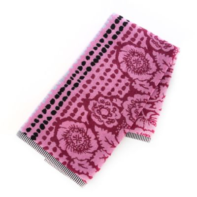 Hollyhock Hand Towel