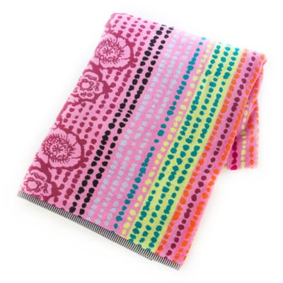 Hollyhock Bath Sheet