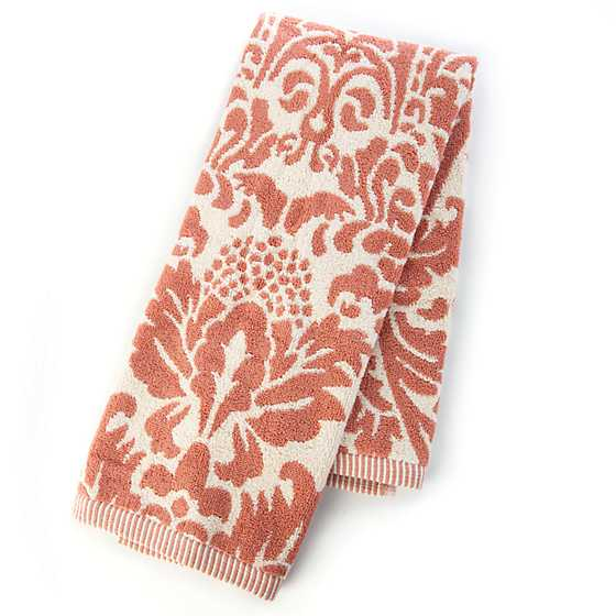 Canterbury Hand Towel - Blush image two