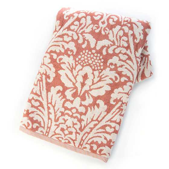 Canterbury Bath Towel - Blush