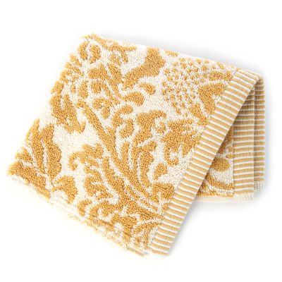 Canterbury Washcloth - Ochre