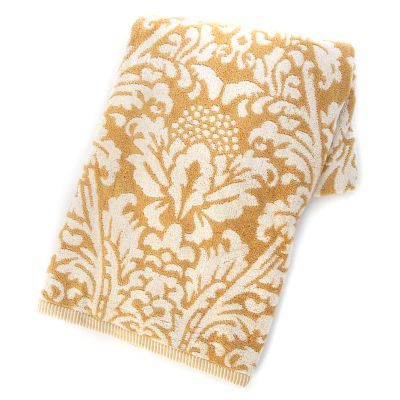 Canterbury Bath Sheet - Ochre