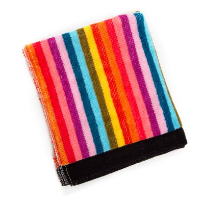 Calypso Stripe Washcloth