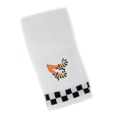 Witch's Shoes Fingertip Towel