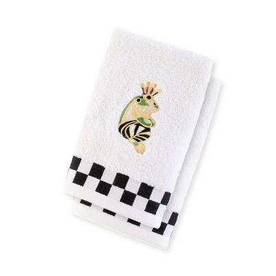 Frog Fingertip Towels - Set of 2