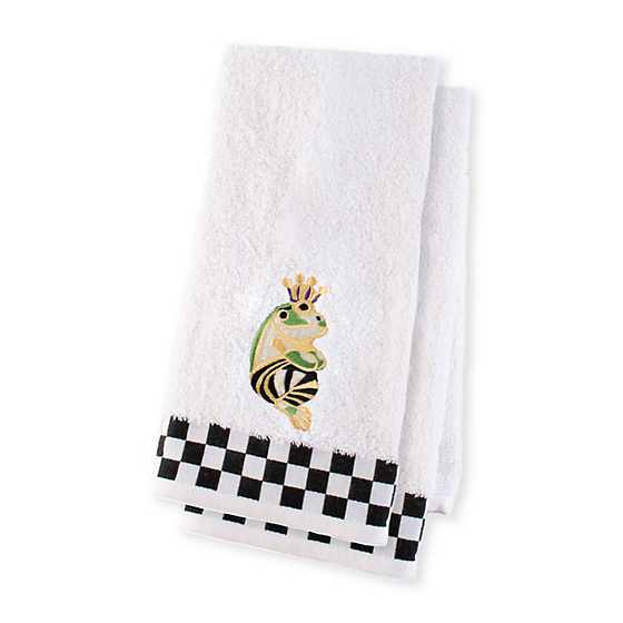 Frog Hand Towels - Set of 2 image one
