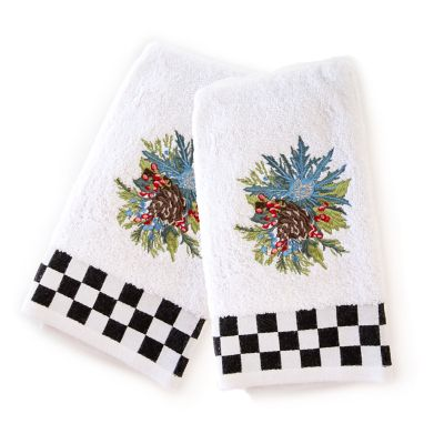 Highbanks Hand Towels - Set of 2