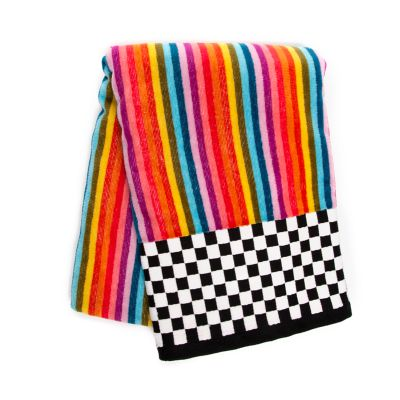 Calypso Stripe Bath Towel