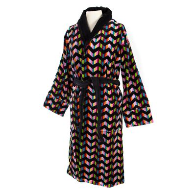Trampoline Robe - Black - Small
