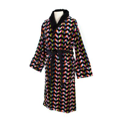 Trampoline Robe - Black - Extra Large