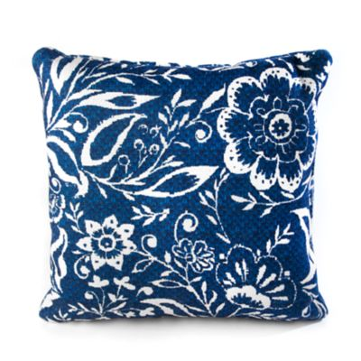 Villa Garden Outdoor Accent Pillow
