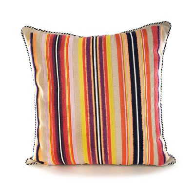 Sanibel Stripe Outdoor Accent Pillow
