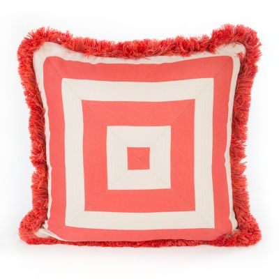 Spindle Cabana Outdoor Accent Pillow