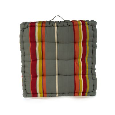Boheme Floor Cushion - Stripe